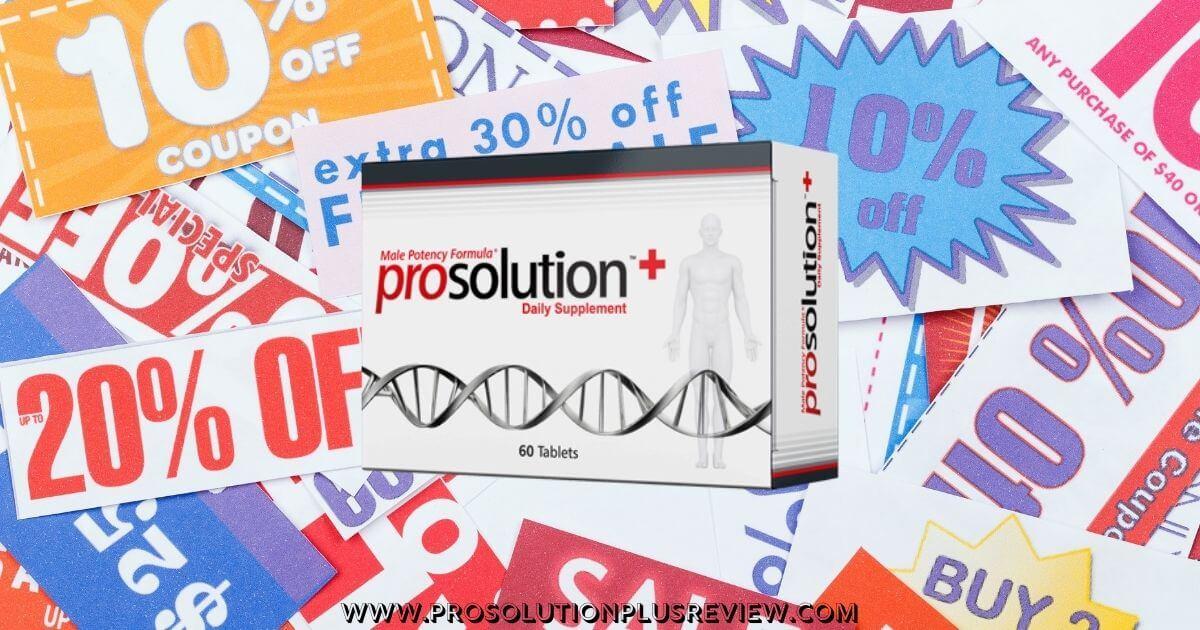 prosolution plus coupon code